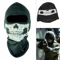 Mask/Tête de Mort GhostCall Of Duty moto+rider+ski+vélo+paintbal