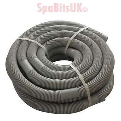 Swimming Pool Hose 1.25 inch Dia 1m Length for Pumps and Filters Pools