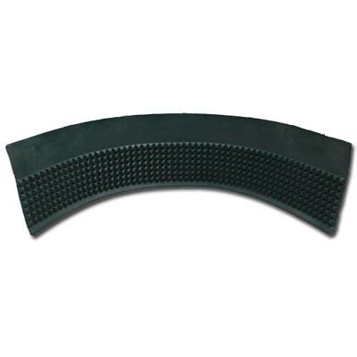 Diamond Pyramid Rubber Bumpers for Craps Tables, 48