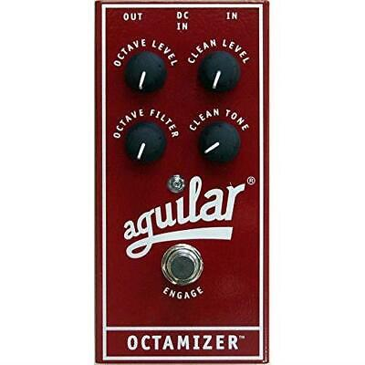 Aguilar OCTAMIZER Effects Pedal