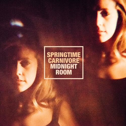 Springtime Carnivore - Midnight Room [New CD]