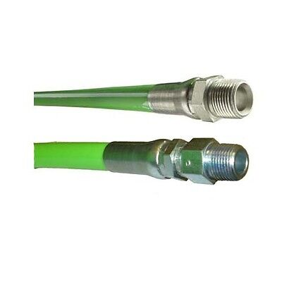 Piranha Llgr 38 X 200 Sewer Jetter Hose 4000 Psi Green Mxms