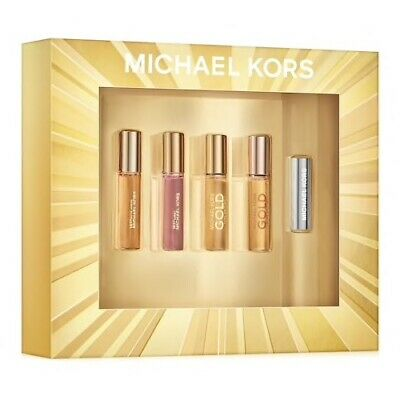 Michael Kors Sexy Rio, Sexy Sunset, Gold Luxe & Rose Gold Ro