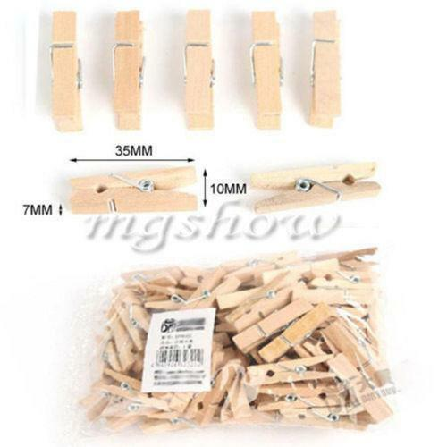 Mini clothespins crafts ebay for Mini clothespin craft ideas