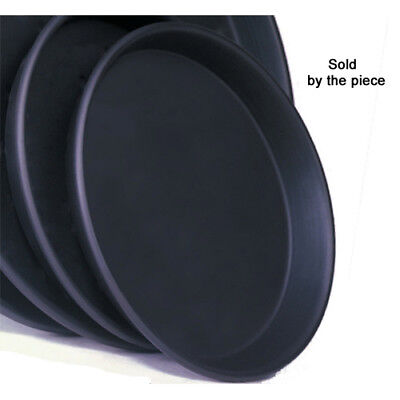 Pizza Pan Non-stick Tapered 1 Deep Size 18 Top 17-14 Bottom