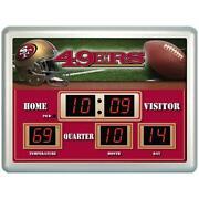 49ers Clock
