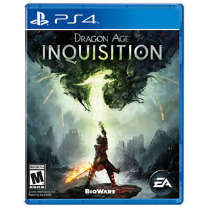 Trading Dragon Age: Inquisition (PS4)