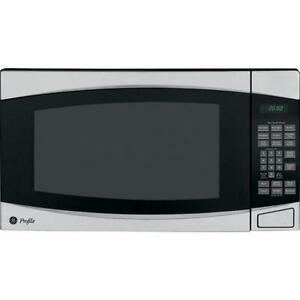 Ge Stainless Countertop Microwaves