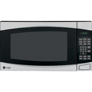 Ge Stainless Countertop Microwaves