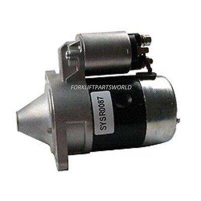 Nissan Forklift Starter Parts 304 P40 Engine