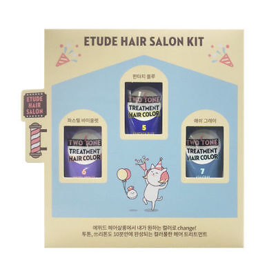 ETUDE HOUSE Two Tone Treatment Gift Set 1Pack (3items)