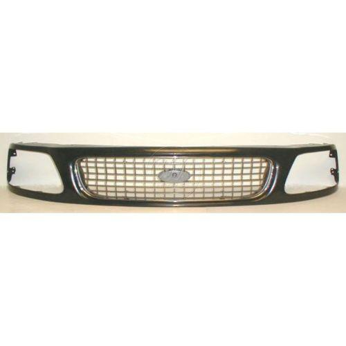 ford f150 replacement grill ebay. Black Bedroom Furniture Sets. Home Design Ideas
