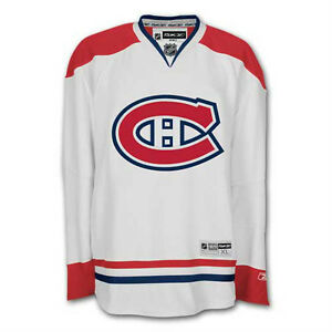 Montreal Canadiens Habs small  away NHL New RBK