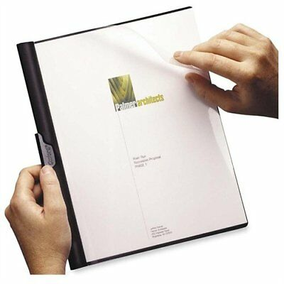 "Esselte Ready Clip No Punch Report Cover - 50 Sheet - 8.5"" X"
