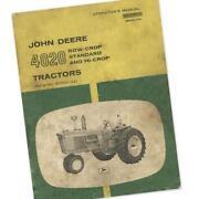 John Deere 4020 Manual