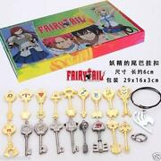 Fairy Tail Keychain