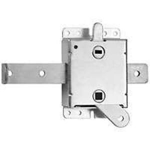 New stanley 730920 garage door zinc interior side lock kit for Home hardware garage kits