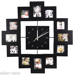picture frame clock ebay