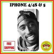 Tupac iPhone 4 Case