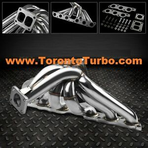 Turbo Header for 2JZ-GE Supra, Lexus, SC300, IS 300