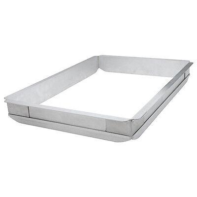 Winco AXPE-2, Aluminum Half-Size Sheet Pan Extender](Half Sheet Pan Size)