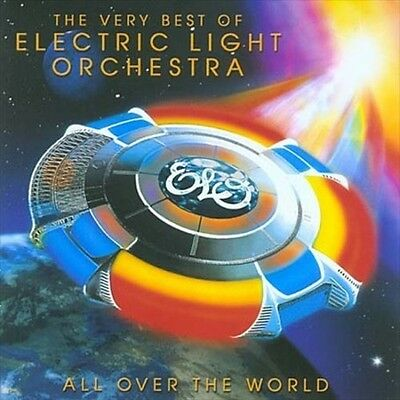 ALL OVER THE WORLD: THE VERY BEST OF ELECTRIC LIGHT ORCHESTRA NEW