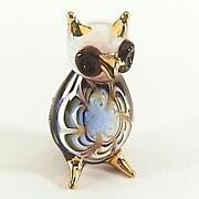 Blown Glass Owl
