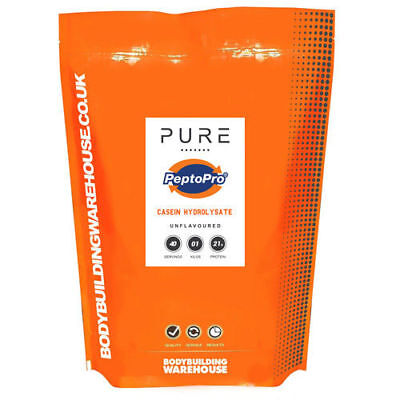 Pure Peptopro BCAA Powder - Advanced Amino Acids Sourced From Casein Hydrolysate