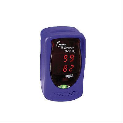 Onyx Vantage 9590 Pulse Ox- Purple 1 Ea