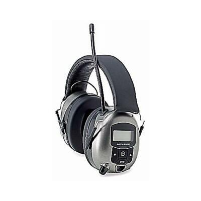 Digital Radio & Hearing Protector Safety Earphones, MP3/AM/FM