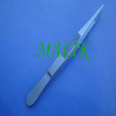Thumb Forceps Titanium Surgical Ent Instruments