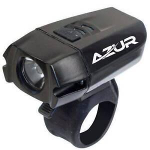 Azur 400 Lumen Usb Lithium Rechargeable Battery Headlight 6-Modes