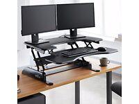 VARIDESK Pro Plus 36 standing desk
