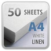 A4 Textured Paper