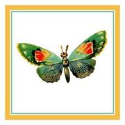 Butterfly Cross Stitch Patterns