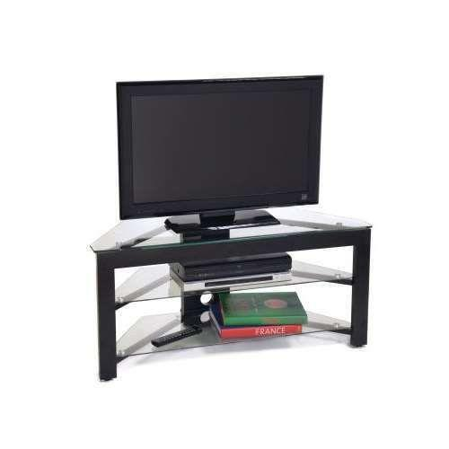 corner flat screen tv stand ebay. Black Bedroom Furniture Sets. Home Design Ideas