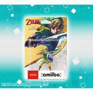 Looking to buy skyward sword amiibo $80