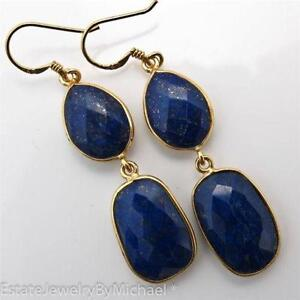 lapis jewelry set tribal lazuli com earrings amazon bridal bezel nepal dp