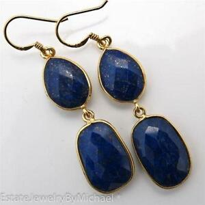 products azaara earrings lapis celestial
