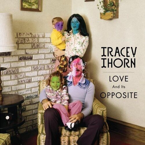 Tracey Thorn - Love & It's Opposite [New CD]