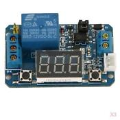 Time Delay Relay 12 Volt