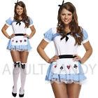 Alice in Wonderland Smiffys Fancy Dresses