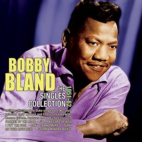 Bobby Bland - Singles Collection 1951-62 [New CD]