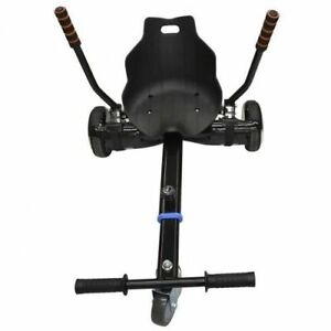 Adjustable Go Kart Cart HoverKart Stand Seat for Hoverboard