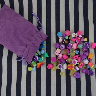 Us Stock New Loose Random 100Pcs Shopkins Of Season 1 2 3 4 5 6 7 Toys Kids Gift