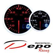 Fuel Pressure Gauge 52mm