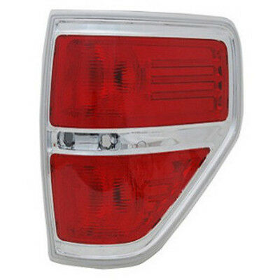 FO2819143C Tail Lamp Passenger Side Fits 2009-2014 Ford F-150