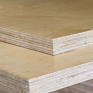 "NEW PLYWOOD SHEETS - 3/4"" THICK"