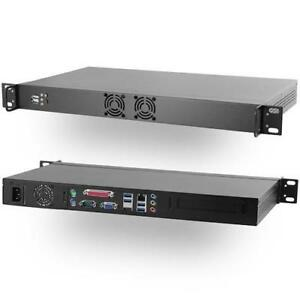 Intel N3150 8G 1U Rackmount Server Legacy Parallel RS-232 Serial