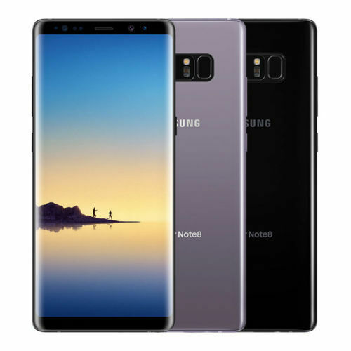 Samsung Galaxy Note 8 Smartphone (Verizon, Straight Talk, Unlocked ATT, TMobile)